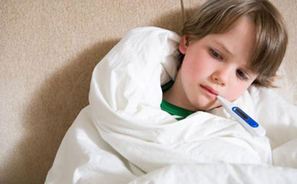 孩子发烧不能吃什么东西
