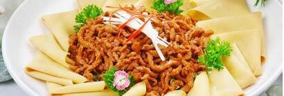 京酱肉丝的做法 京酱肉丝的营养价值