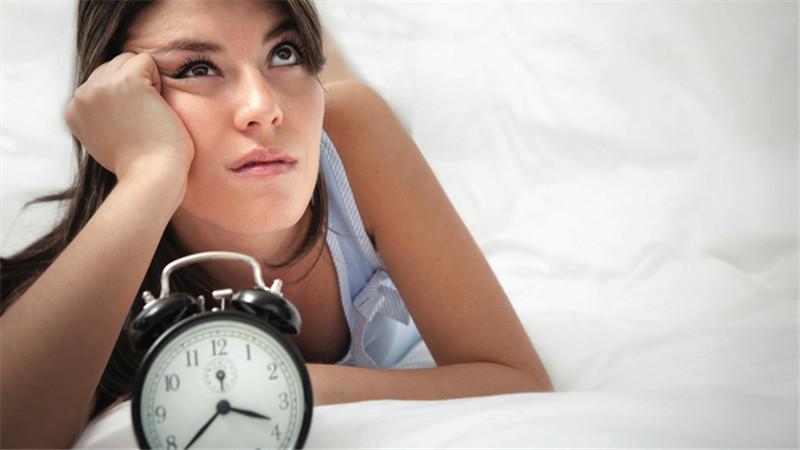 失眠怎么办?6个方法让你快速入睡