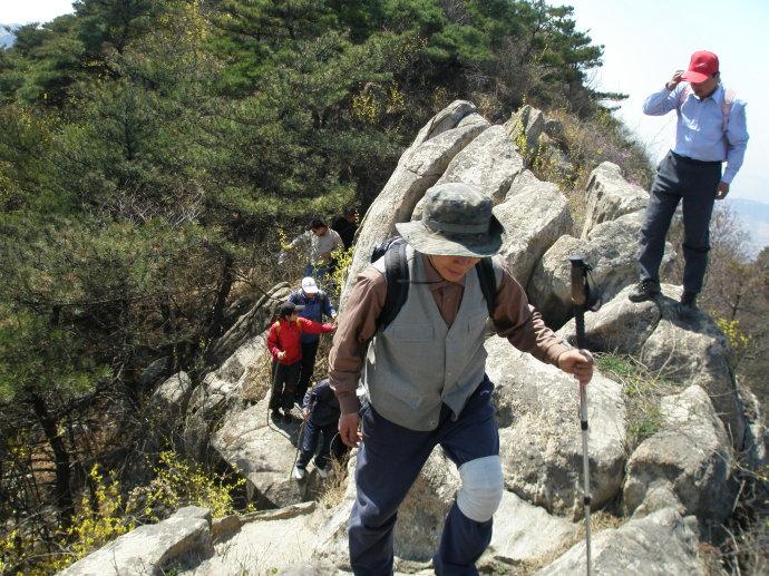 怎么爬山才能不累呢