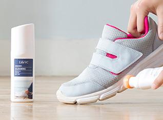 户外运动鞋怎么清洗