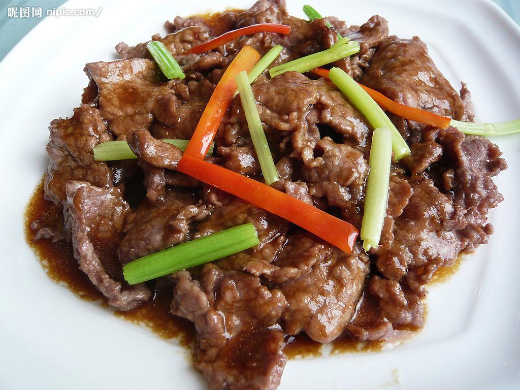 沙茶牛肉的营养价值