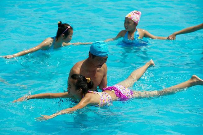 始终学不会游泳怎么办
