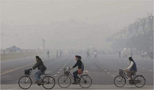 科学家证实空气污染的确会增加新生儿早产风险