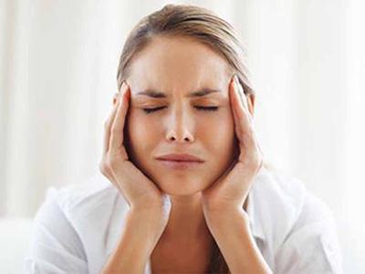 研究发现细菌会导致偏头痛