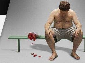 中老年男性发福或增寿