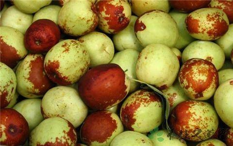 梨枣的营养价值 吃梨枣的好处