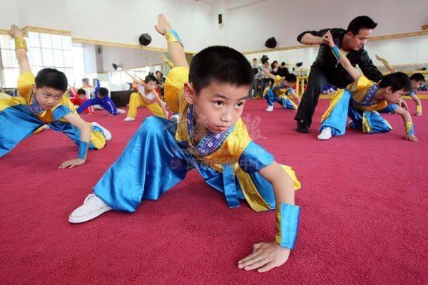 传统武术怎么练出拳速度