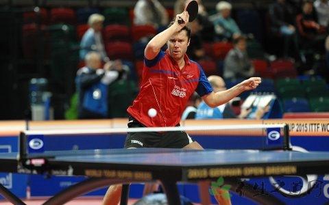 美国人为什么不打乒乓球 因为个头太高