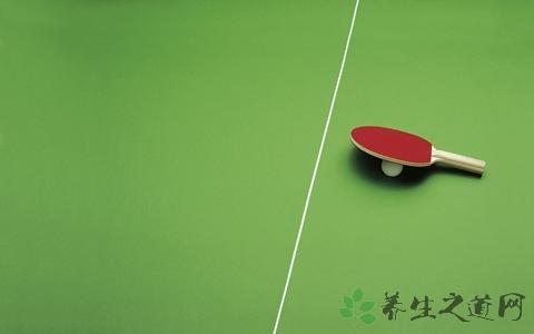 乒乓球项目简单规则介绍