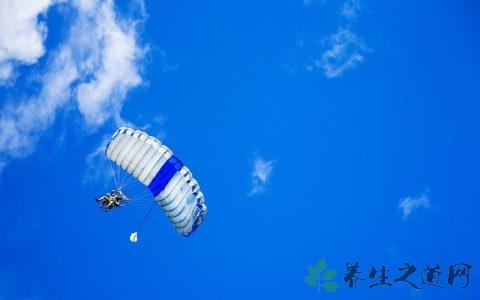 跳伞的安全使用原则