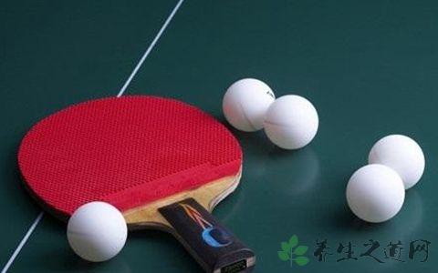 乒乓球怎么发上旋球