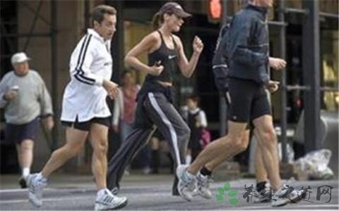跑步姿势要怎样才能够快