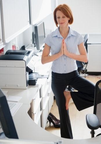 办公室减肥瘦身方法:上班族不懂这些 肯定胖到飞起