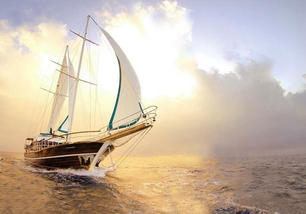 马尔代夫悦榕贝拉号:带给你顶级奢华的航海旅程