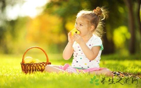 幼儿春季养生知识