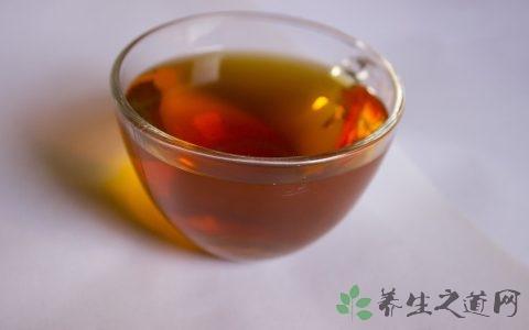 春季喝茶有讲究 菊花人参茶去疲劳