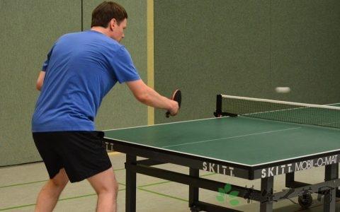 打乒乓球的规则 打兵乓球有什么好处