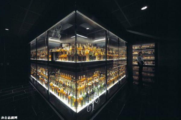 爱丁堡苏格兰威士忌体验馆 你感官的视觉盛宴