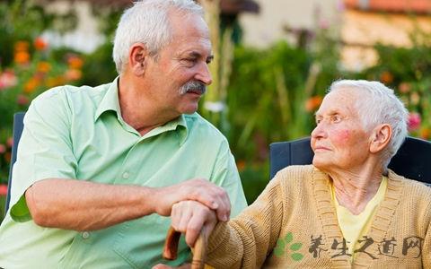 老年人春季疾病预防措施