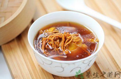 春季养肝汤的11种做法