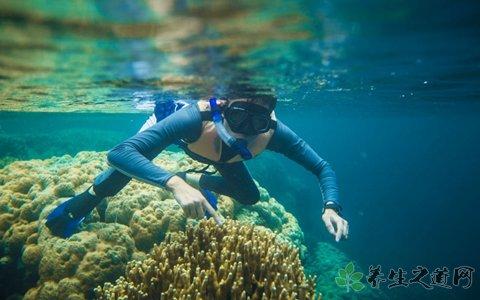 中国男子浮潜溺亡 浮潜风险较高