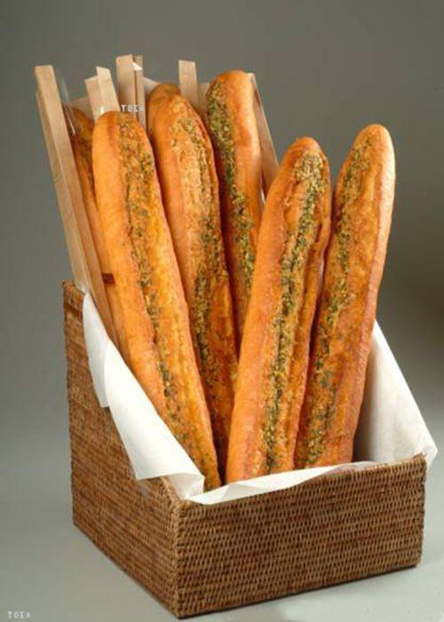 法国长棍面包  永恒的经典魅力