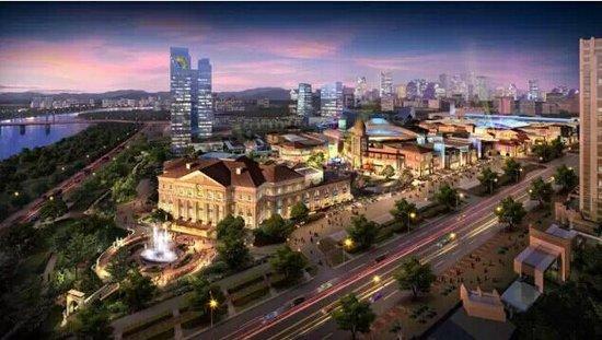 星悦南岸:打造东北最顶尖生活社区