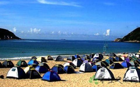 北京海边露营哪里好?露营你需要准备哪些东西?