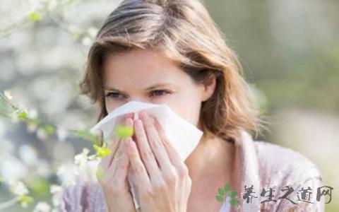 春季过敏高峰期  提前防敏有妙招