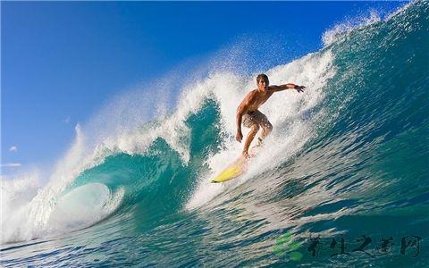 冲浪运动技巧 冲浪要注意什么