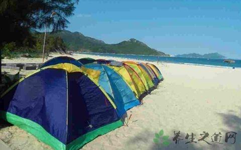 海边露营要注意什么 露营必带哪些物品