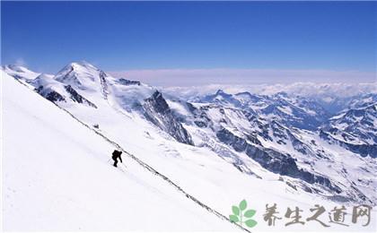 极限滑雪要注意什么安全事项?