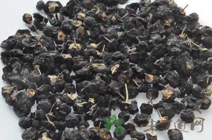 黑枸杞的功效 如何食用鉴定黑枸杞