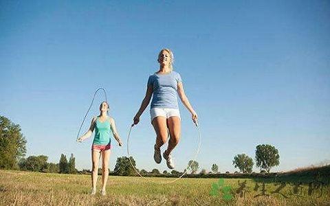跳绳可以练弹跳吗