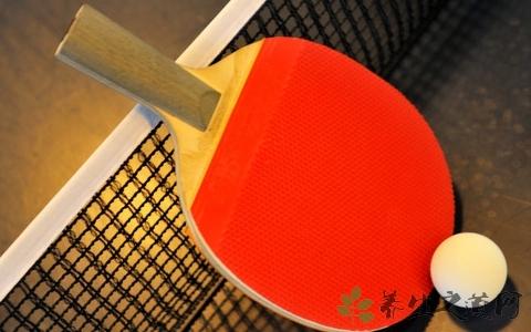 练习兵乓球的技巧