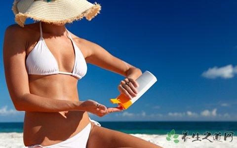 夏季助你防晒的几种水果