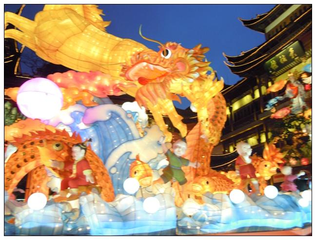2014年豫园灯会