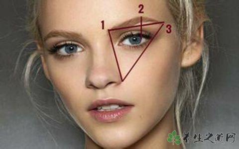 不同脸型适合什么眉型?如何正确修眉不手残