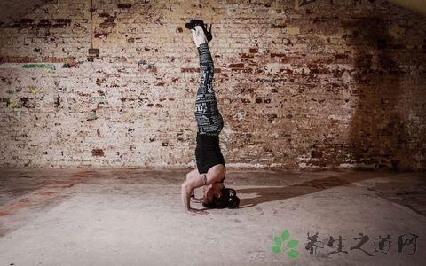 瑜珈头倒立技巧有哪些