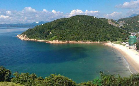 推荐深圳徒步穿越海岸线  海岸徒步要准备什么