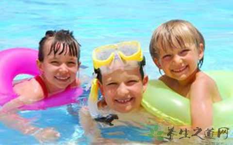 新手儿童学游泳的准备工作
