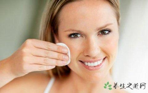化妆棉的多种妙用法