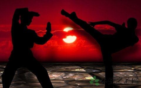 跆拳道怎么分段