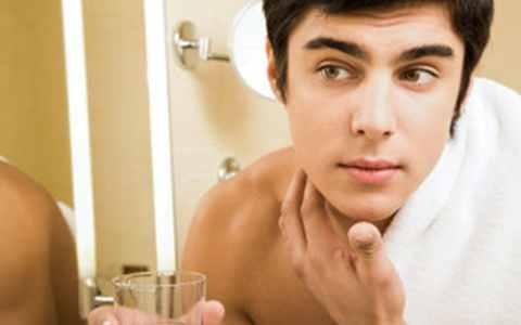 男士护肤保养的注意事项