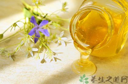 蜂蜜洗脸的好处 5种蜂蜜洗脸法