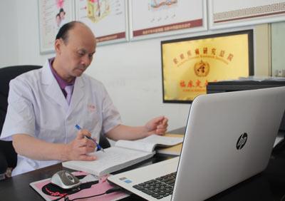 广药三院紫癜科徐汉伟:凭科技强院谋发展,除身体疾患铸健康