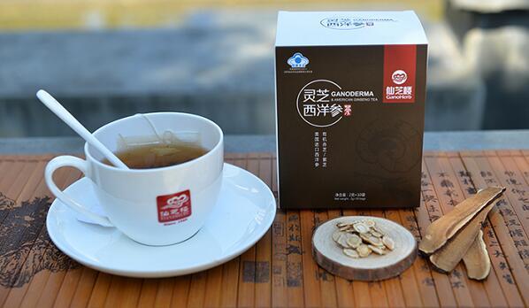 天冷了!泡一杯仙芝楼灵芝西洋参茶暖心过冬