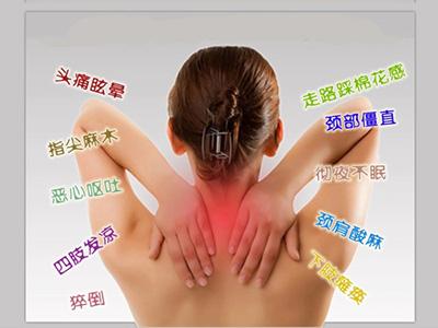 颈椎病如何治疗和预防