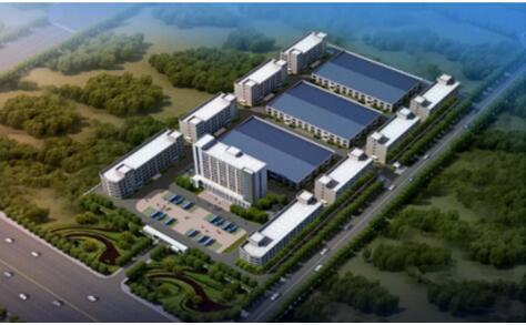 诚铭集团安徽亳州中医药研发中心项目规划图设计方案顺利通过